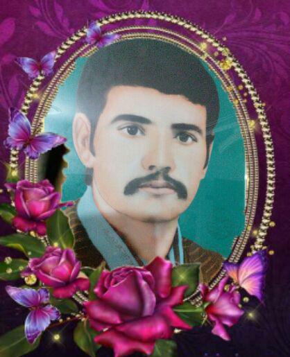 عکس شهید بهروز رحمانی