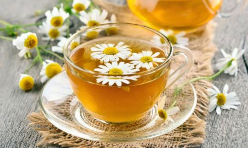 چای بابونه برای کاهش قند خون